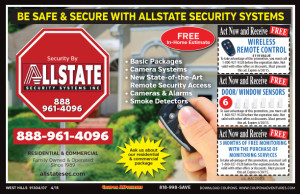 April Allstate CouponADventures