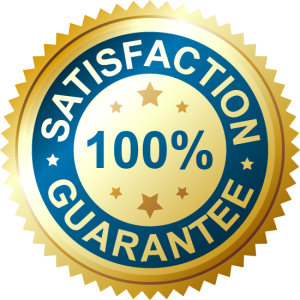 Allstate Security 100% Stisfaction guarantee